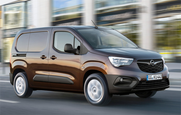 IAA Nutzfahrzeuge: Opel stellt neuen Combo vor