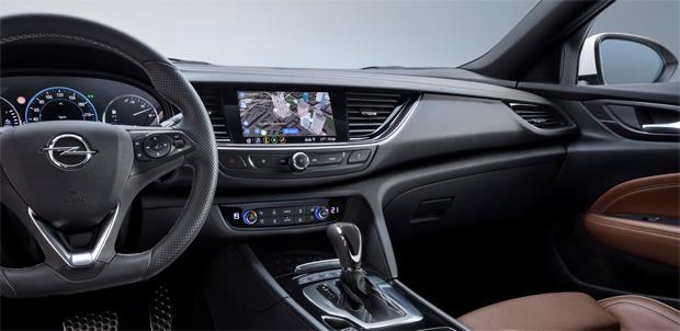 Neues Infotainment-System für den Opel Insignia