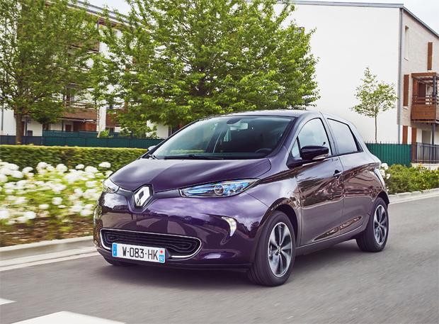 Paris: Mobilitätsservices mit Elektrofahrzeugen