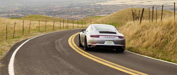Porsche führt den USA Sharing-Angebot ein