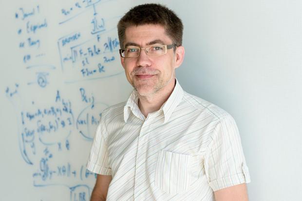 Stiftungslehrstuhl für Wissenschaftler Matthias Hein