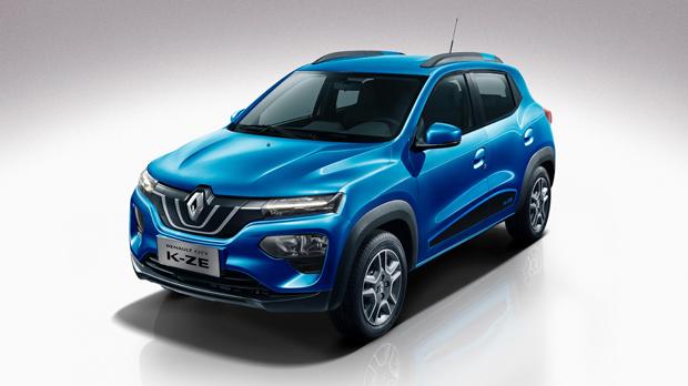 Premiere für den Renault City K-ZE auf der Auto Shanghai