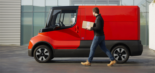 Tests im städtischen Lieferverkehr: Renaults EZ-FLEX im Einsatz