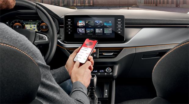 Škoda spendiert seiner Connect-App ein umfangreiches Update