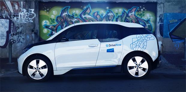 SHARE NOW setzt auf nachhaltige Mobilität