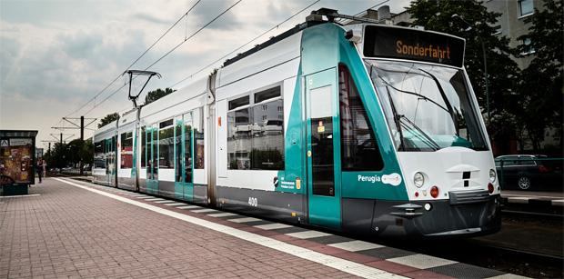 Siemens stellt erste autonom fahrende Straßenbahn vor
