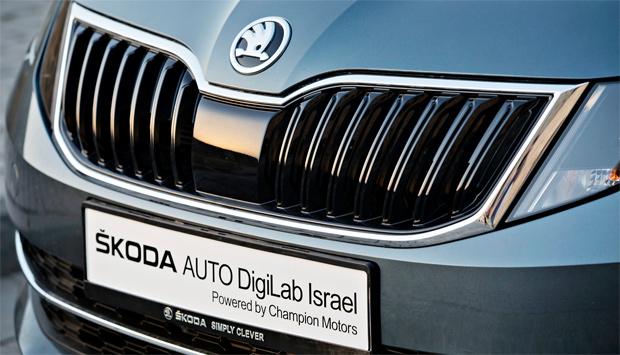 Škoda Auto kooperiert mit Startup UVeye