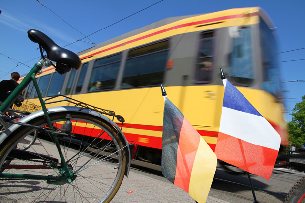Grenzüberschreitende Mobilitätskonzepte