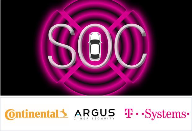 Cybersicherheit: Telekom und Argus bündeln Know-how