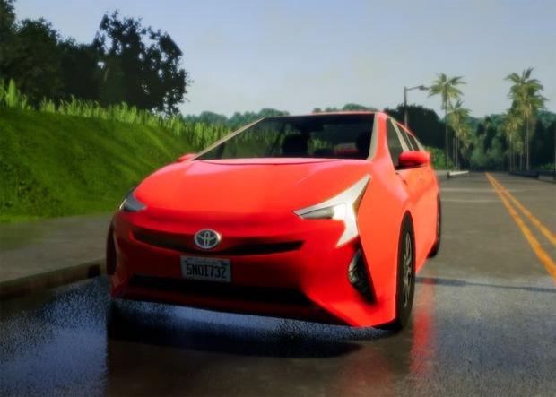 Toyota unterstützt Open-Source-Fahrsimulator