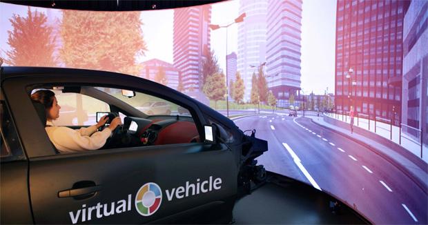 """VIRTUAL VEHICLE trainiert mit Drive.LAB einen """"Fahrlehrer"""" für automatisierte Fahrzeuge"""
