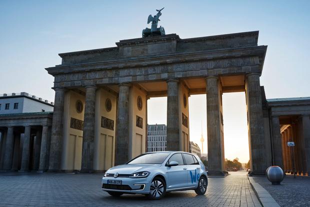 """Volkswagen startet """"We Share"""" in Berlin"""