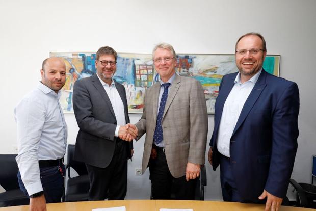 Ausbau der digitalen Bildung: Volkswagen plant Kooperation mit Hasso-Plattner-Institut