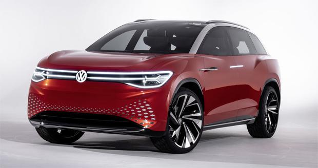 Volkswagen stellt den ID.ROOMZZ vor