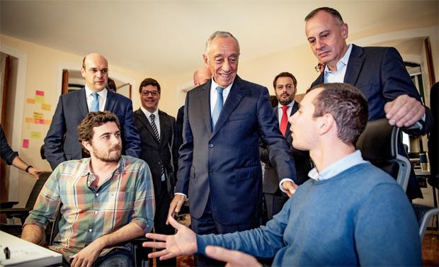 Volkswagen eröffnet neues IT-Zentrum in Lissabon