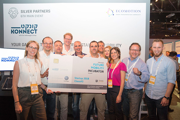 """Startup """"Make my day"""" gewinnt Wettbewerb von Volkswagen"""