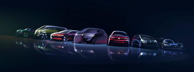 Messe Auto Shanghai: Audi und Volkswagen präsentieren Design-Studien