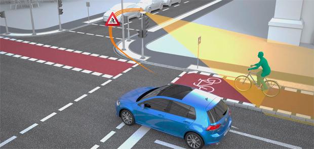 Volkwagen und Siemens testen WLANp (ITS-G5) in Wolfsburg