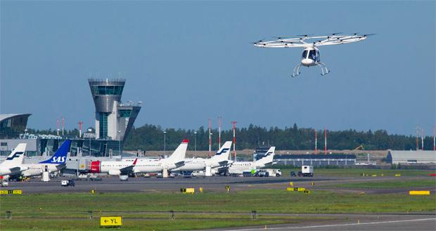 intellicar.de » Volocopter realisiert Series C Finanzierungsrunde über 50 Mio. Euro