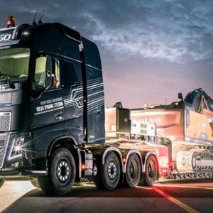 IAA Nutzfahrzeuge: Volvo Trucks zeigt Neuheiten in der Lkw-Technik