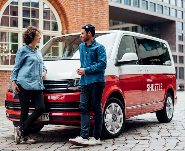 Waterkant Shuttle startet in Hamburg