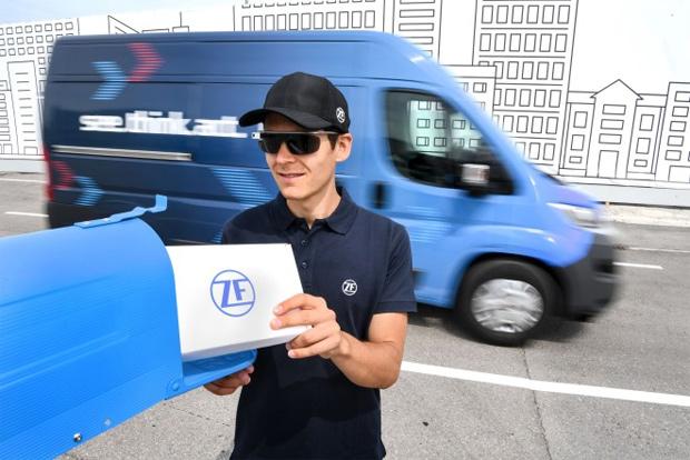 ZF fokussiert sich auf autonome Logistik