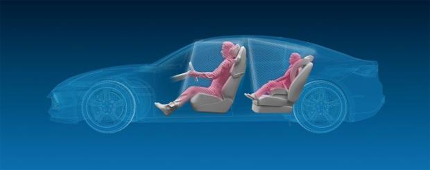 Insassenerkennung im Fahrzeuginnenraum: ZF entwickelt 3D-Sensorsystem