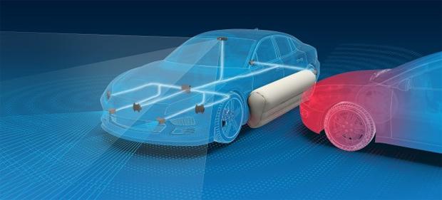 ZF präsentiert Airbag-Neuheiten