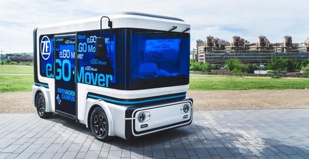 Transdev, ZF und e.GO geben Partnerschaft zu Shared-Autonomous-Mobility-Lösung bekannt