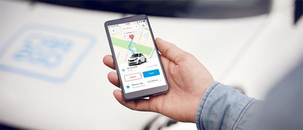 App-Feature: car2go Reservierung um 15 Minuten verlängern
