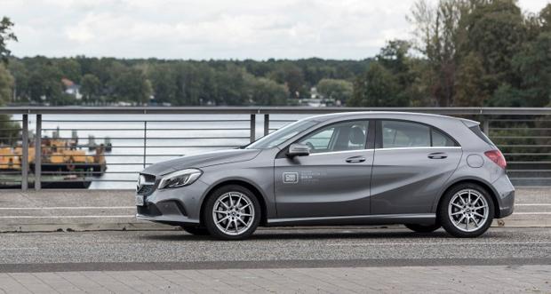 In Hamburg ist Car-Sharing Alltag
