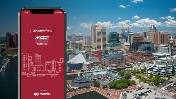 Baltimore: moovel und MDOT MTA launchen Mobile-Ticketing-App