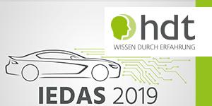 IEDAS – Aktive Sicherheit und automatisiertes Fahren