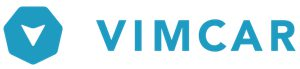 vimcar logo blue on white_update-s